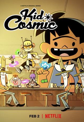 Poster Kid Cosmic