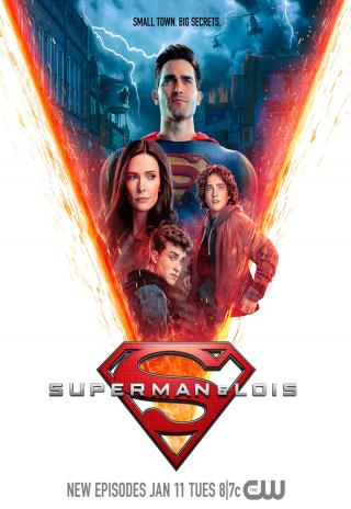Poster Superman and Lois