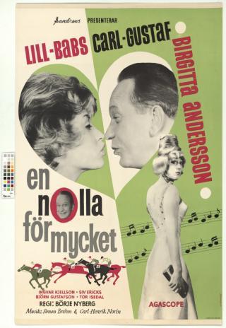 En nolla för mycket (1962)