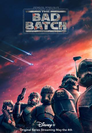 Poster Star Wars: The Bad Batch