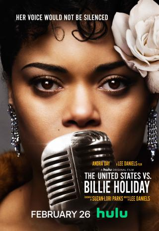 Poster The United States vs. Billie Holiday
