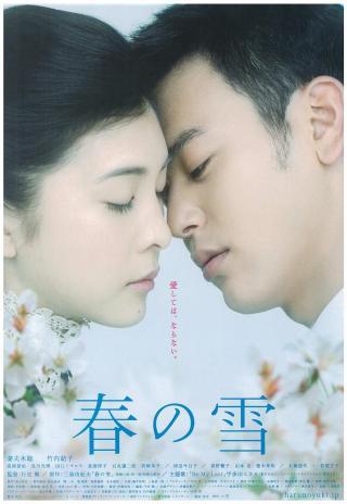 Snowy Love Fall in Spring (2005)