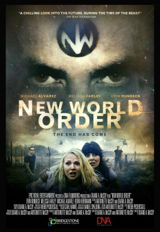 Poster New World Order: The End Has Come