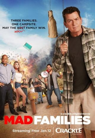 Poster Mad Families