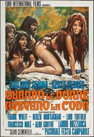 Quando le donne avevano la coda (1970)