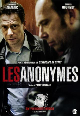 Poster The Anonymous