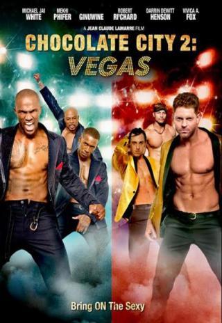 Poster Chocolate City: Vegas