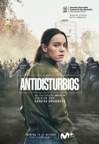 Poster Antidisturbios