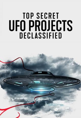 Poster Top Secret UFO Projects: Declassified