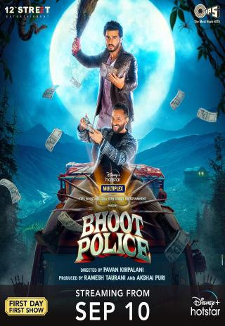 Poster Bhoot Police