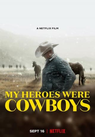 Poster My Heroes Were Cowboys