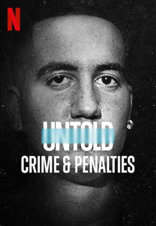Poster Untold: Crimes and Penalties