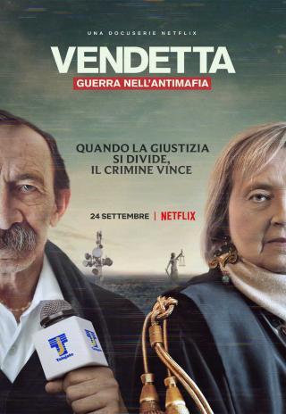 Vendetta: Truth, Lies and the Mafia (2021)