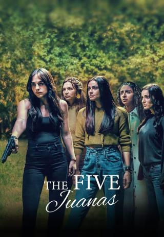 Poster The Five Juanas
