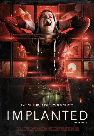 Poster Implanted