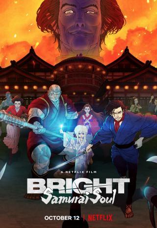 Poster Bright: Samurai Soul