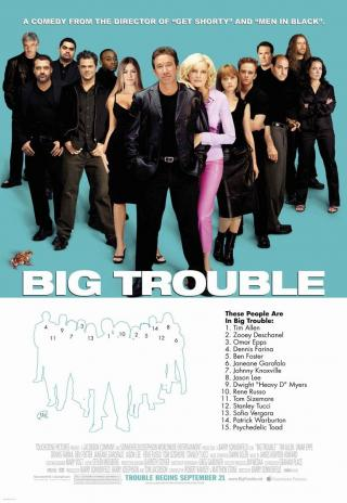 Poster Big Trouble