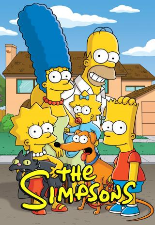 Poster The Simpsons