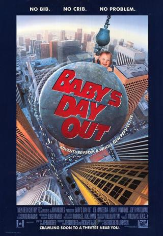 Poster Baby's Day Out