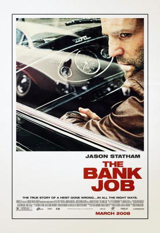 Poster The Bank Job