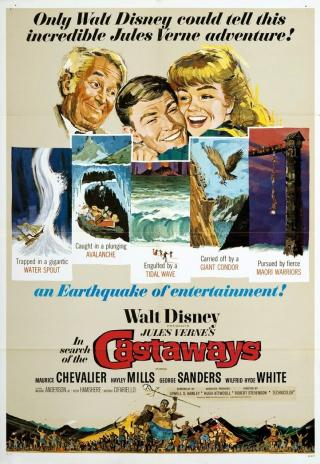 Poster In Search of the Castaways