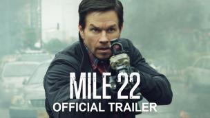 Trailer Mile 22