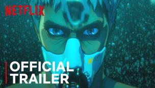 Trailer Altered Carbon: Resleeved