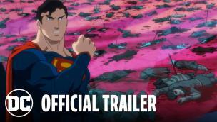 Trailer Justice League Dark: Apokolips War