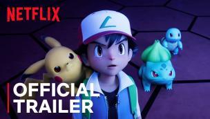Trailer Pokémon: Mewtwo Strikes Back - Evolution