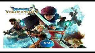 Trailer Dragon Quest: Your Story