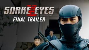 Trailer Snake Eyes: G.I. Joe Origins