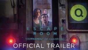 Trailer Escape Room: Tournament of Champions