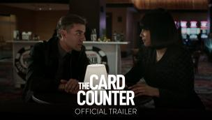 Trailer The Card Counter